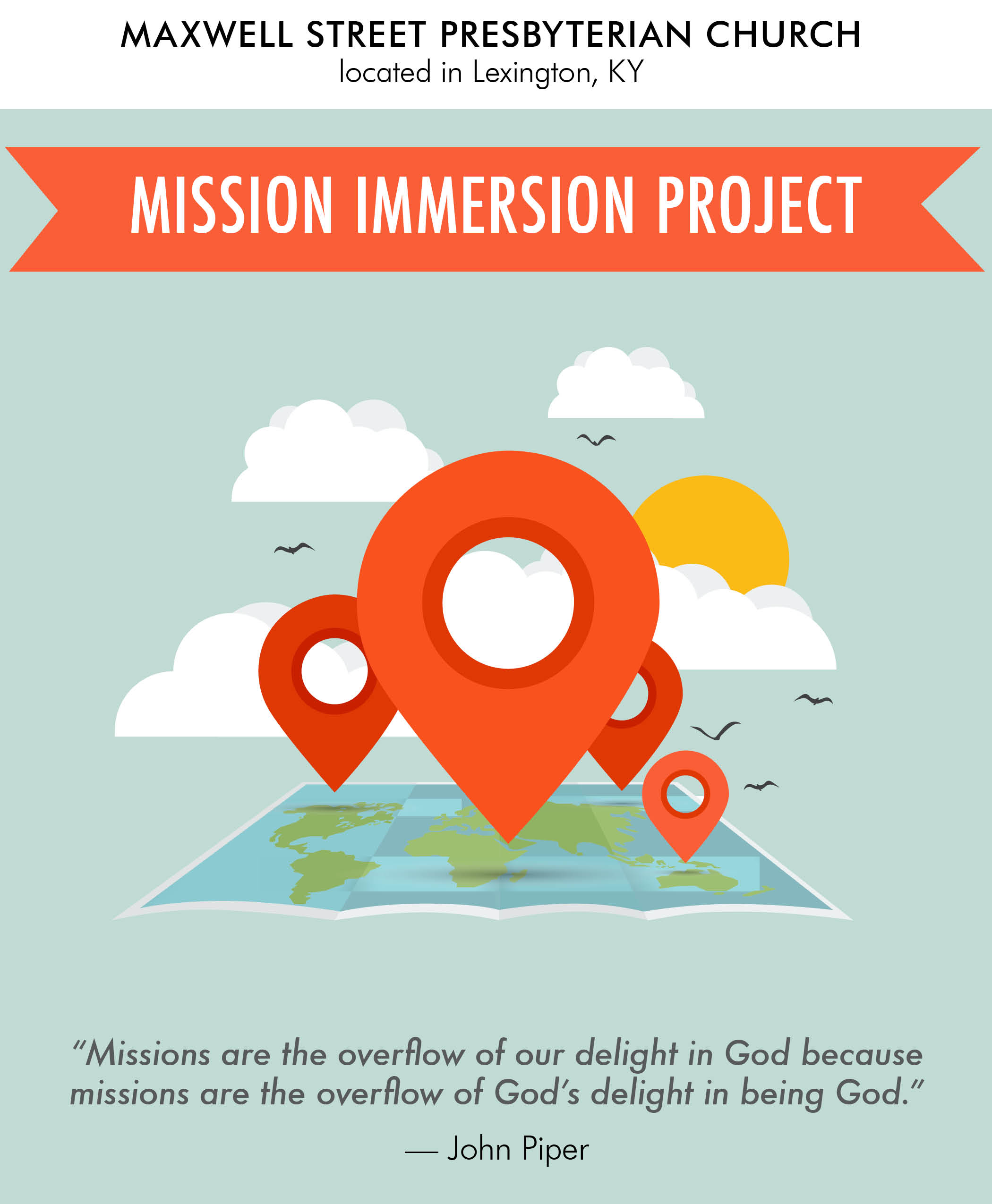Mission Immersion Brochure 2016